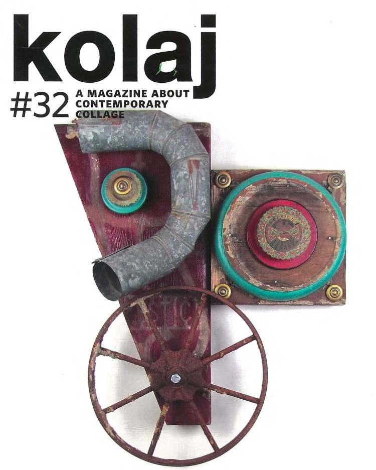 Cover of Kolaj #32 Magazine